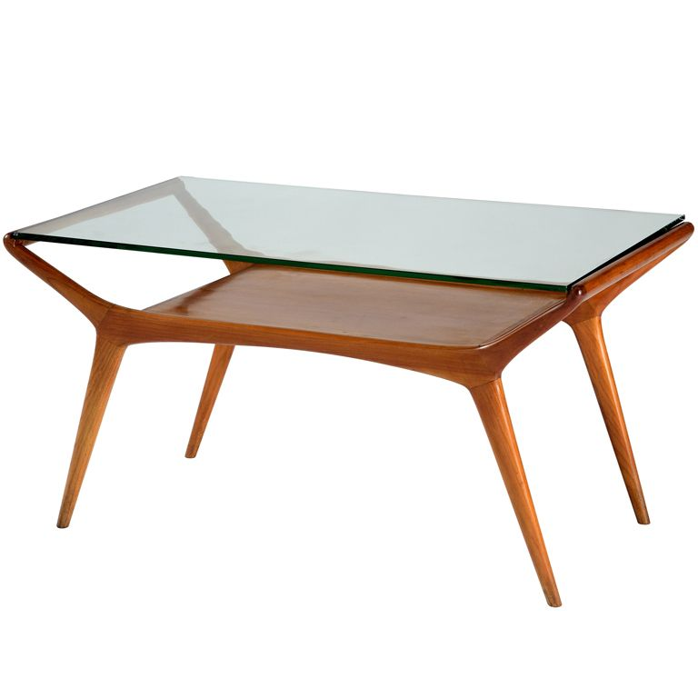 50s Coffee Table Interieur