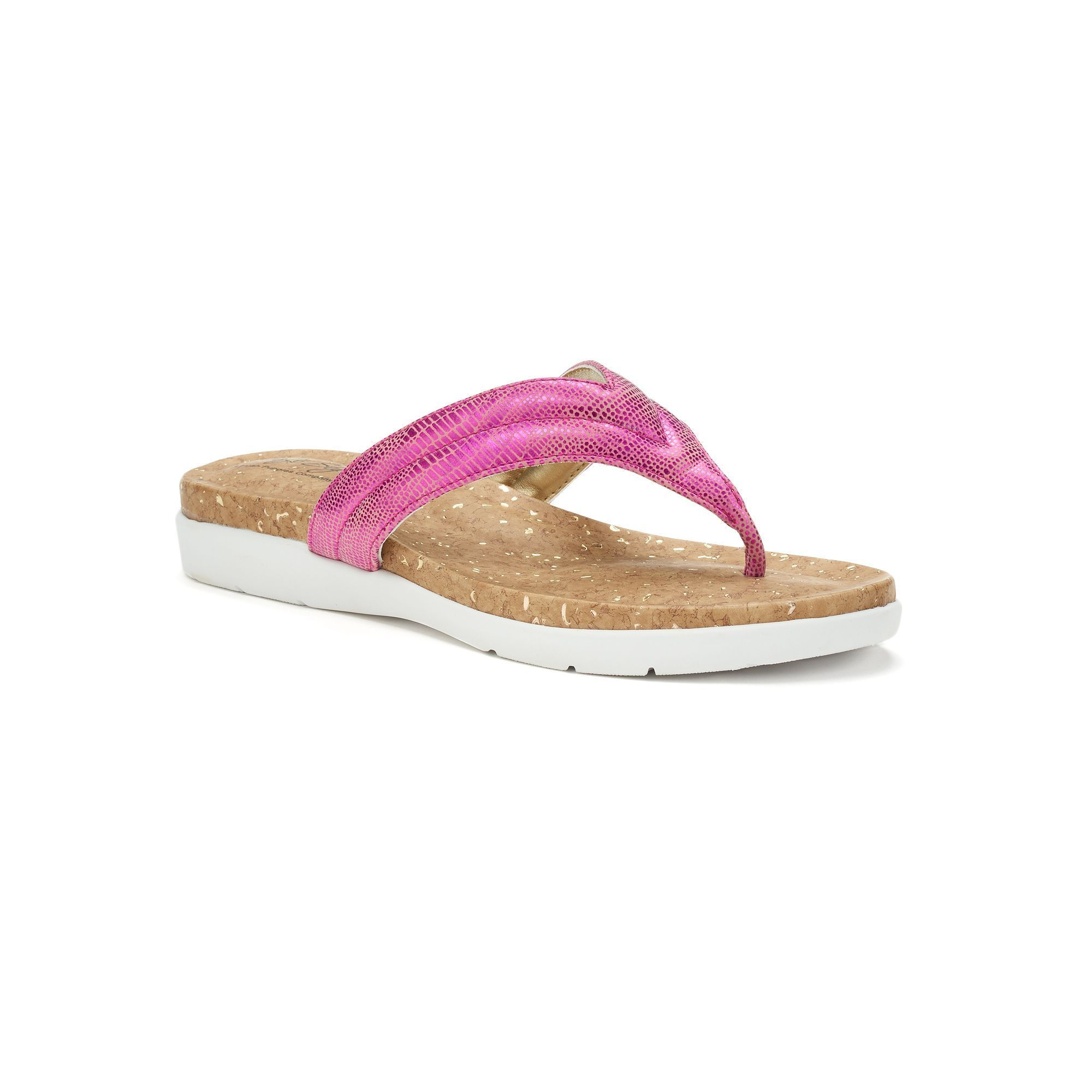 Soft Style by Hush Puppies Lizzy Women's Flip-Flops, Size: medium (8.5), Pink