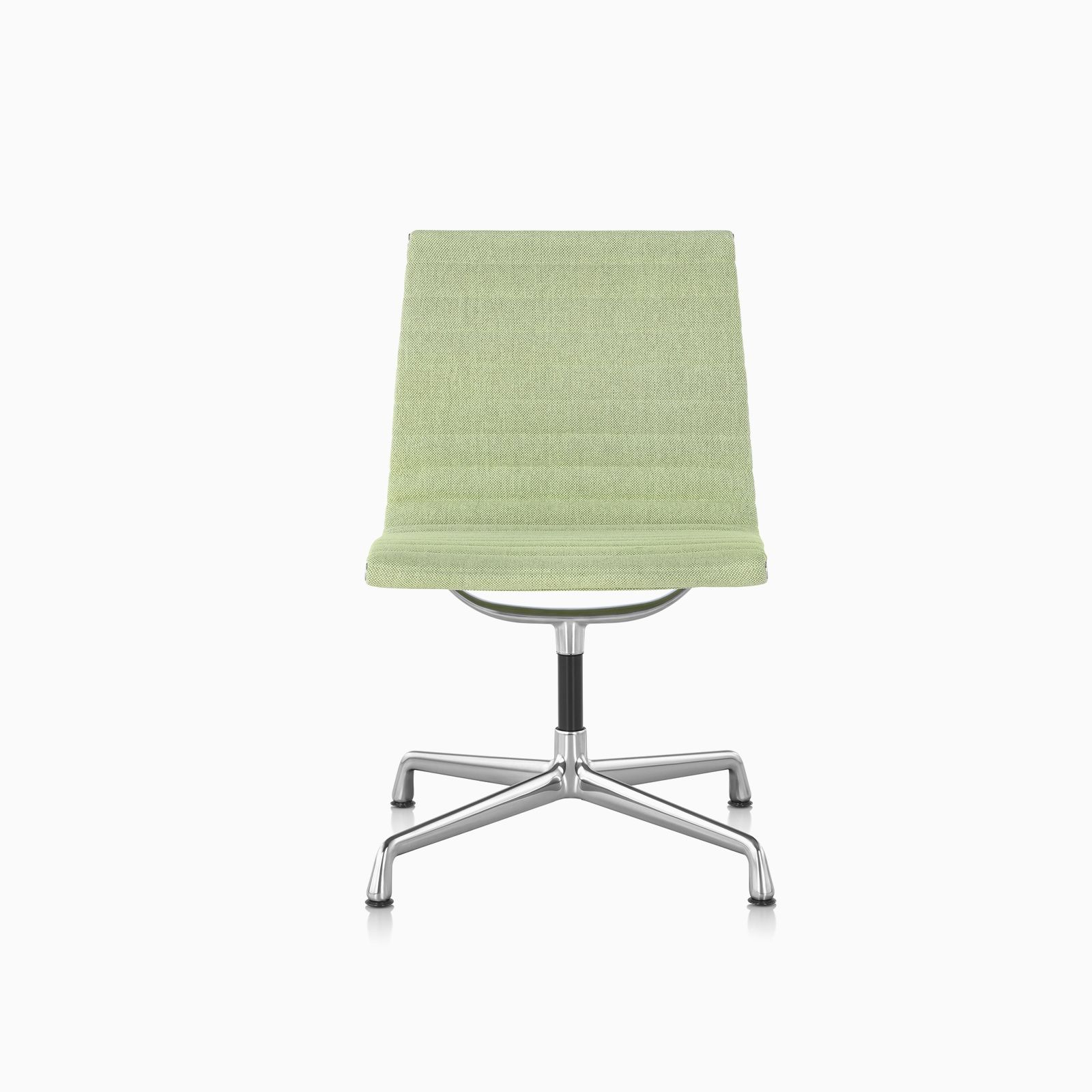 eames aluminum group chair used