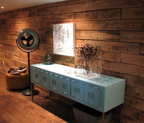 Lockers | Reutilizando na decoração - Ideias Diferentes