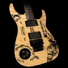 ESP LTD Limited Edition Kirk Hammett KH Ouija Electric Guitar Natural
