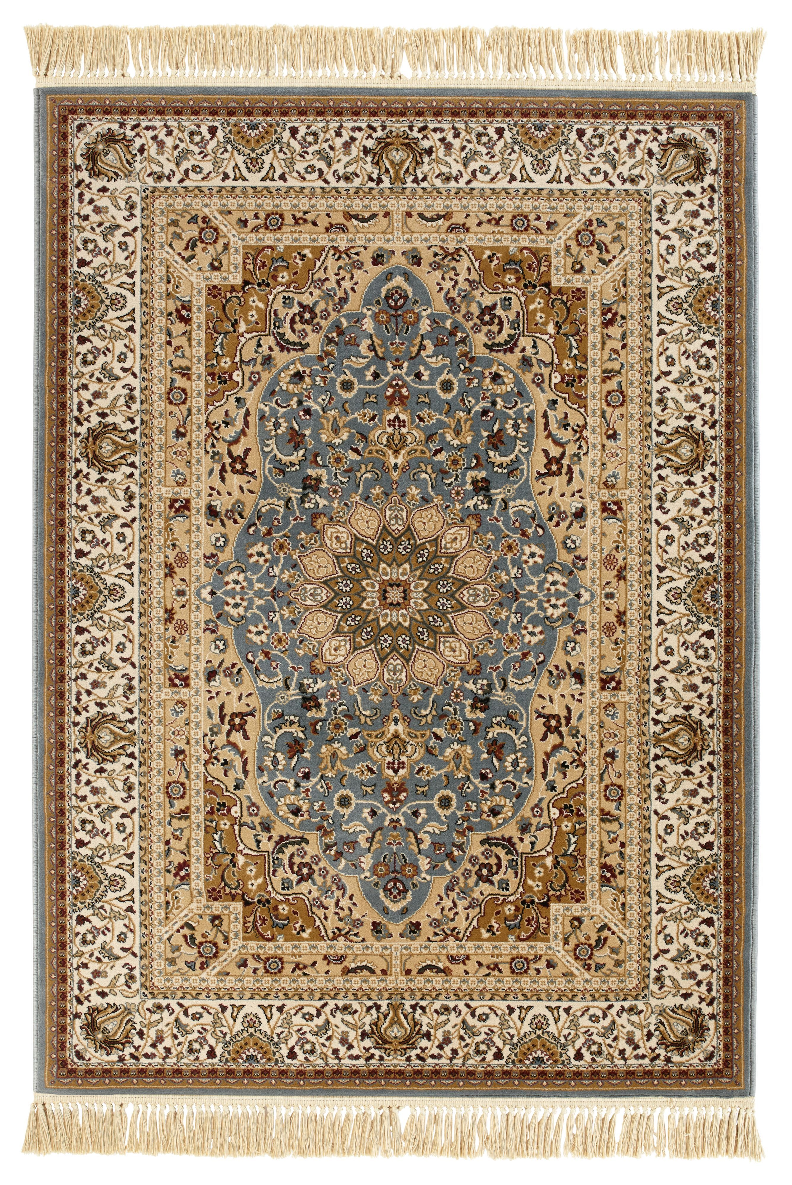 Colours Helina Beige Blue Persian Rug