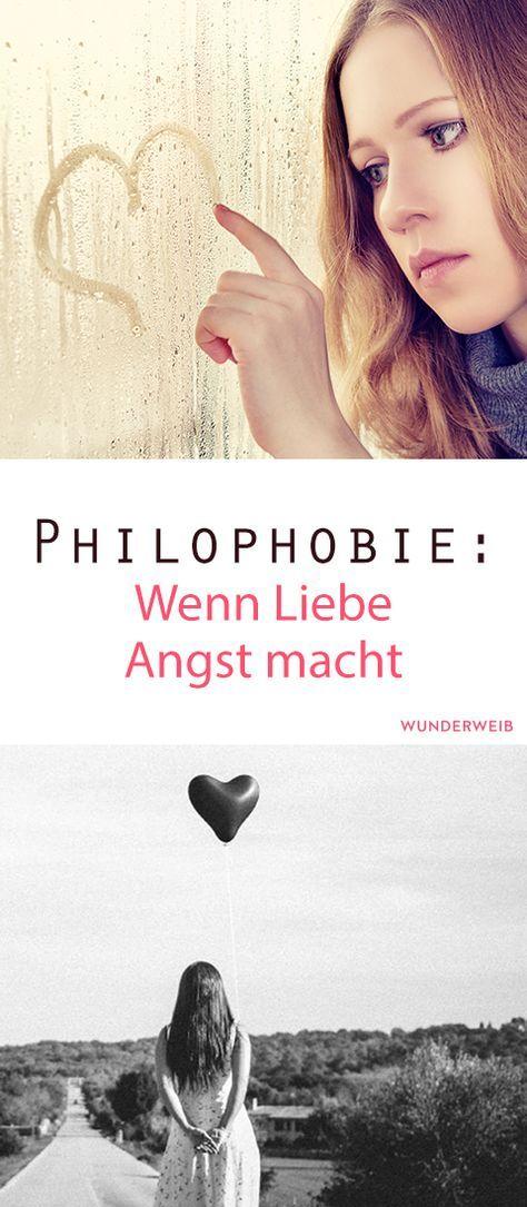 Philophobie: Wenn Liebe Angst macht | Wunderweib | Angst
