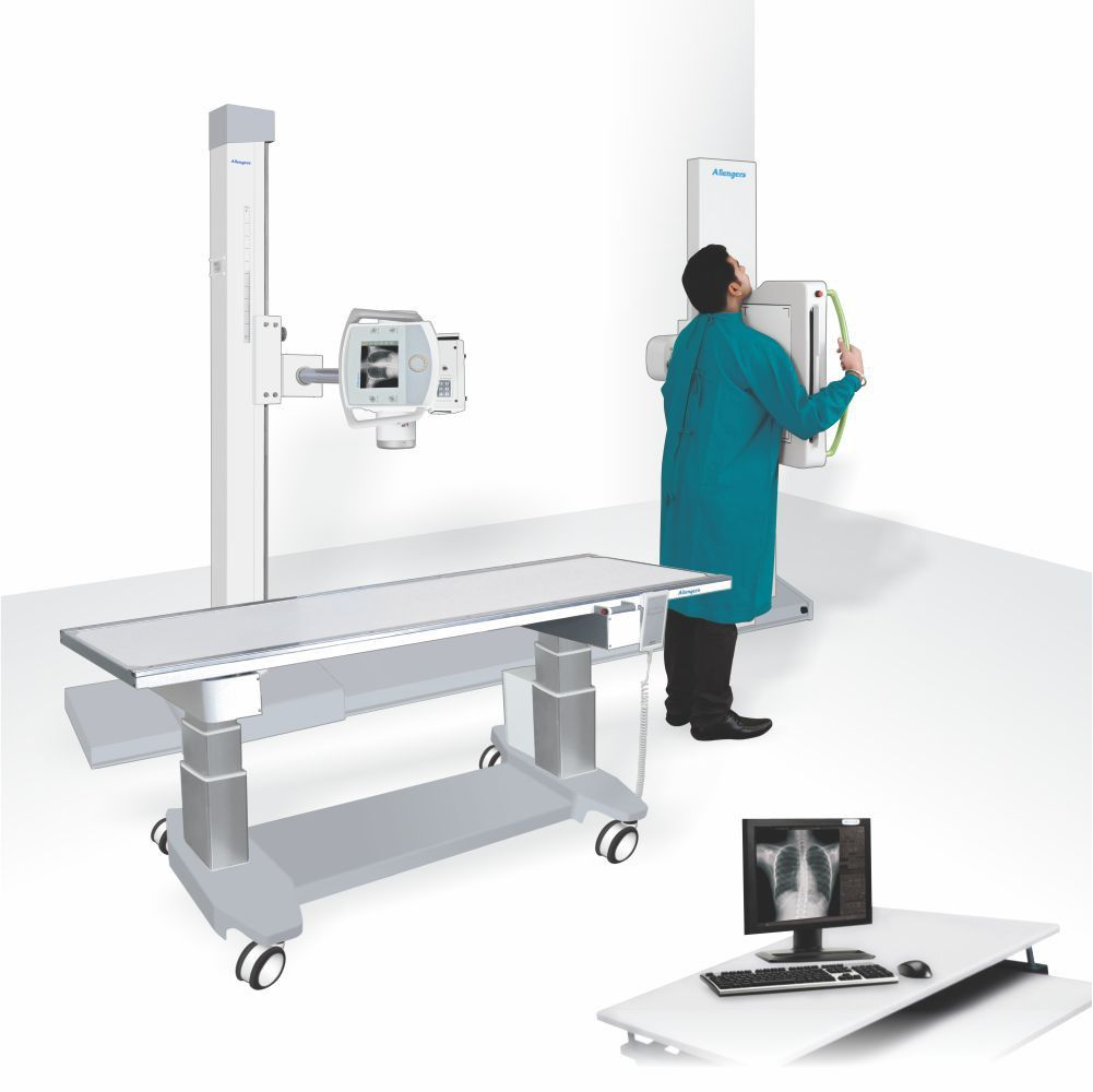 Digital Radiography Imaging System Dr Systems Suppliers India