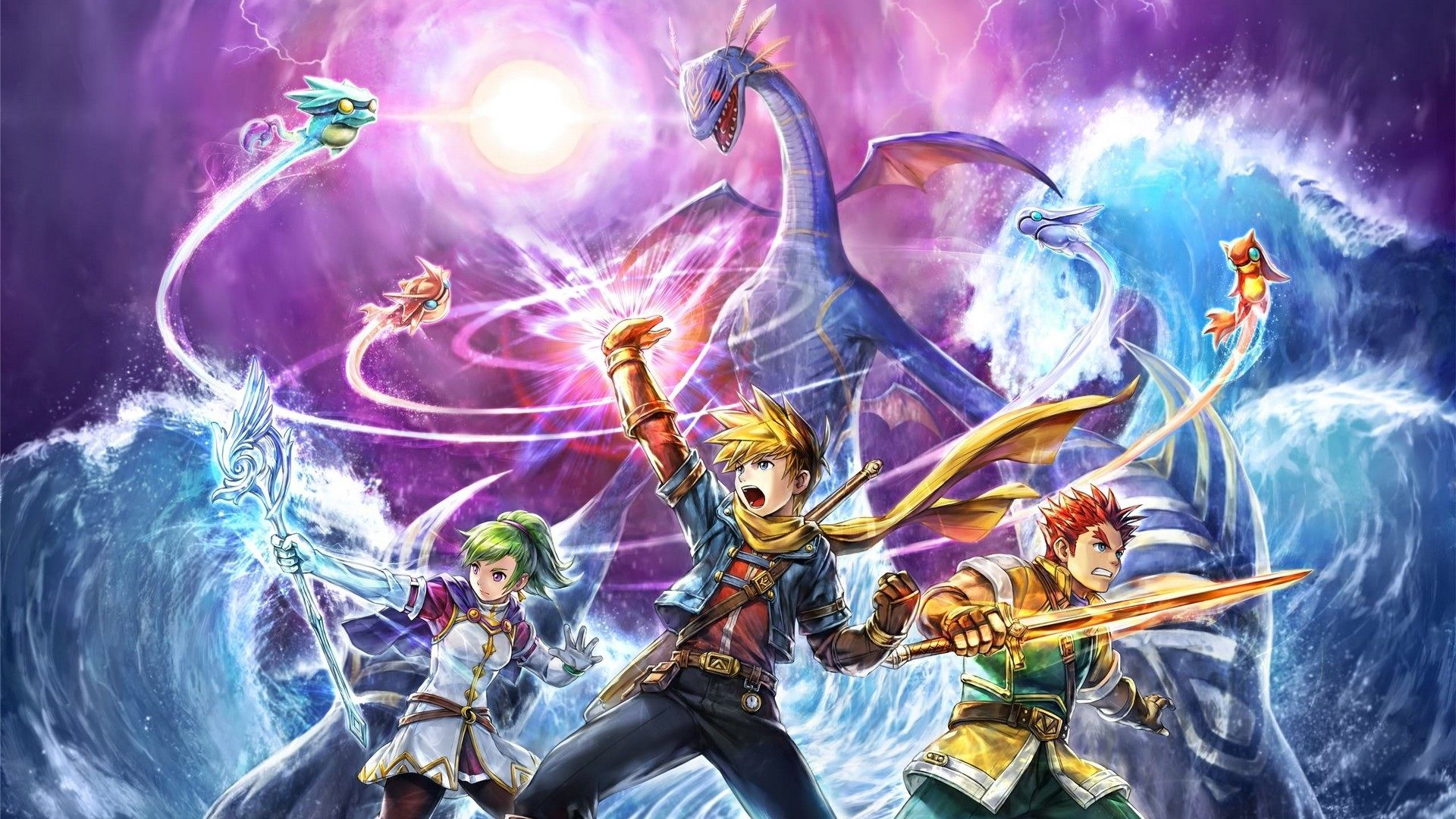 Golden Sun Game Boy Advance Golden Sun Anime Images Background Images Wallpapers