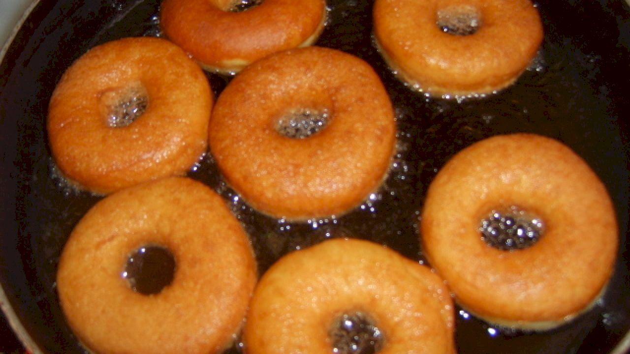 طريقة تحضير العجينة السريعة Food Doughnut Fruit