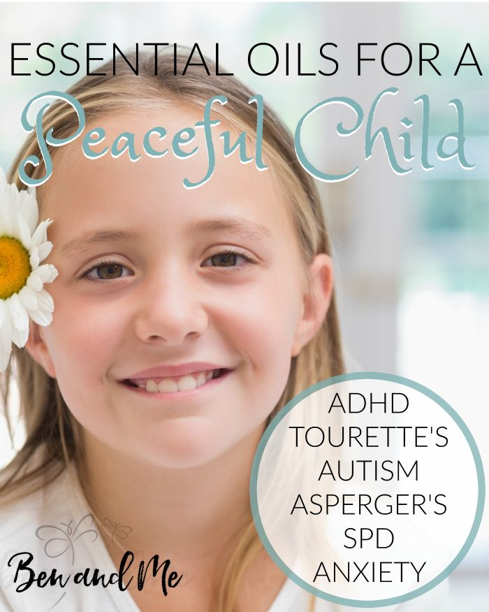 Need a little help calming your overactive child? | Holistic