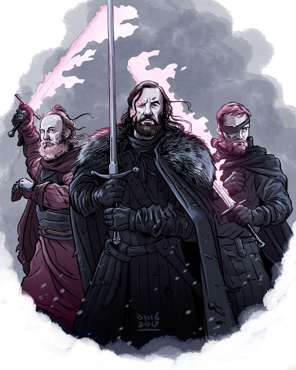 The Hound The Brotherhood Without Banners Http Instagram Com