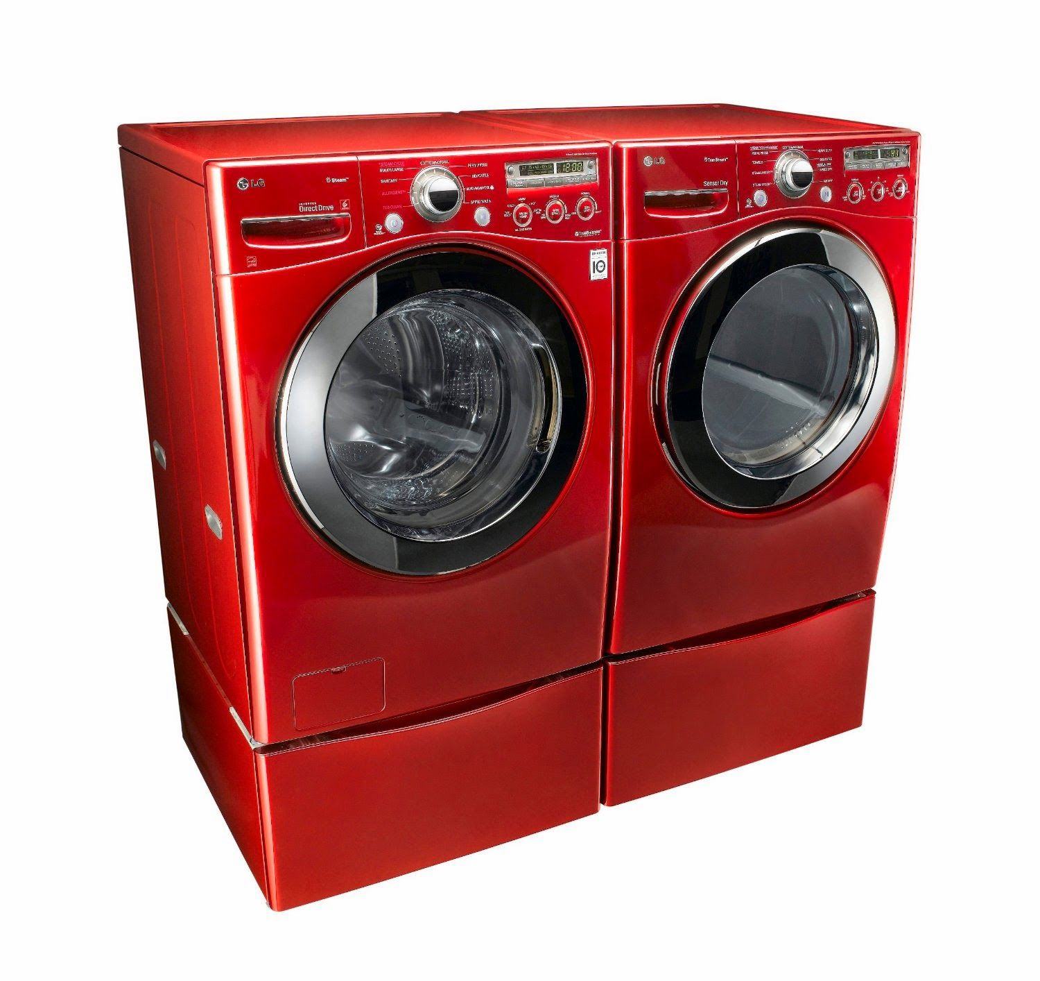 Lg Steam Washer And Steam Dryer Buy The Pair Dlex3250r Wm3250hra Lg Washer And Dryer Laundry Pedestal Whirlpool Washer And Dryer