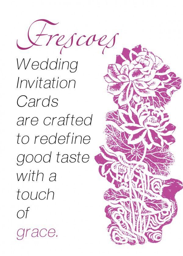 Kolkata The Wedding Hub Of East India Wedding Invitation Card Design Wedding Card Quotes Indian Wedding Invitations