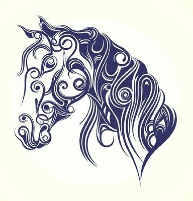 Pin By Beth Reade On Diy Projects Horse Coloring Pages