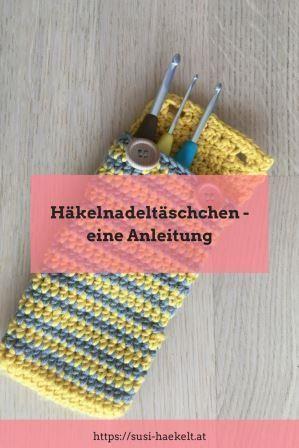 Photo of A home for my crochet hooks – a guide – susi-haekelt