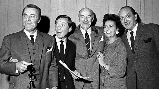 Round The Horne - starring Kenneth Horne, Kenneth Williams, Hugh Paddick, Betty Marsden and Bill Pertwee.