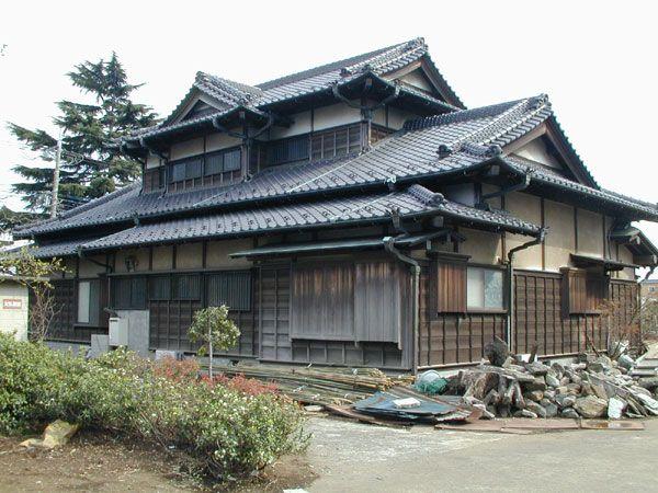 Elegant Traditional Japanese House