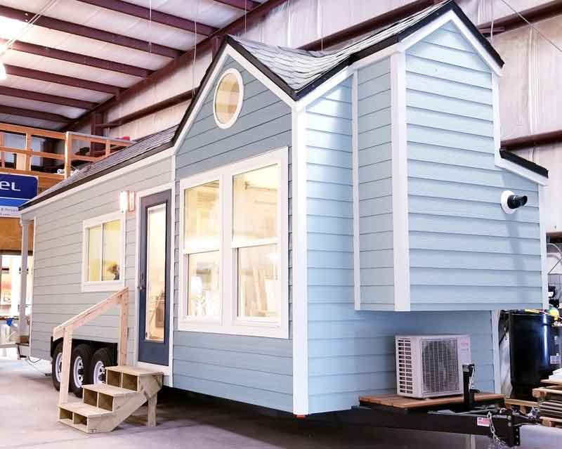 11 Best Tiny Houses With Genius Floorplans Videos Pics Best Tiny House Tiny House Exterior Tiny House Cabin