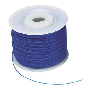 Modeler's Blue Wax Round Wire, 14-Ga.