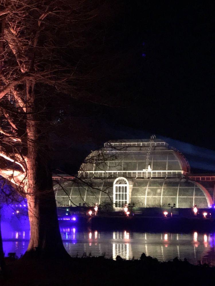 Christmas at Kew 2 Tickets £4500 (1 Bid) End Date Sunday Nov-18