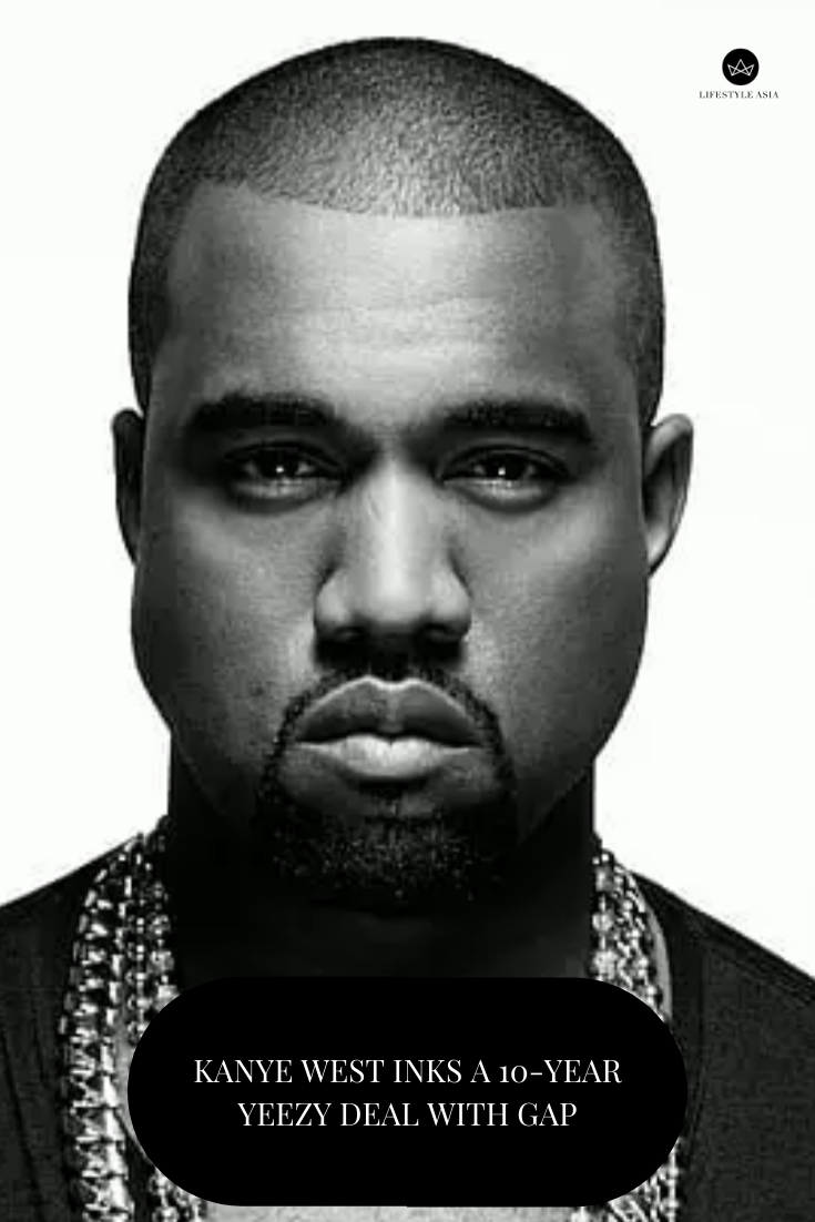 Kanye West Inks A 10 Year Yeezy Deal With Gap In 2020 Big Fashion Fashion Deals Kanye West