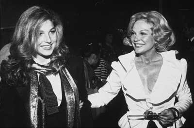 Tatum O'Neal with her mother, Joanna Moore | Celebrity families ...