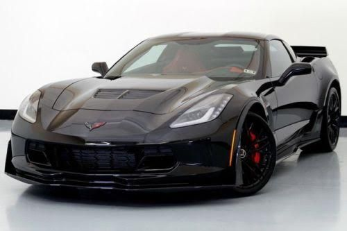 2015 Chevrolet Corvette Stingray Z06 w/ 3LZ, Z07,Black/Black Leather Interior,Carbon Fiber Ground Effects Package,Competition Sport Seats,Sueded Microfiber Wrapped Steering Wheel&Shift Knob,Visible Carbon Fiber Interior Package,Removable Roof Panel,Z06 Black Aluminum Wheels, Navigation, Rear Backup Camera,Performance Data & Video Recorder,Bose Premium Audio System, Bluetooth, Satellite Radio,Heated & Cooled Seats,Premium Carpeted Floor Mats,Manual Transmission,K40 Electronics Radar Detector…