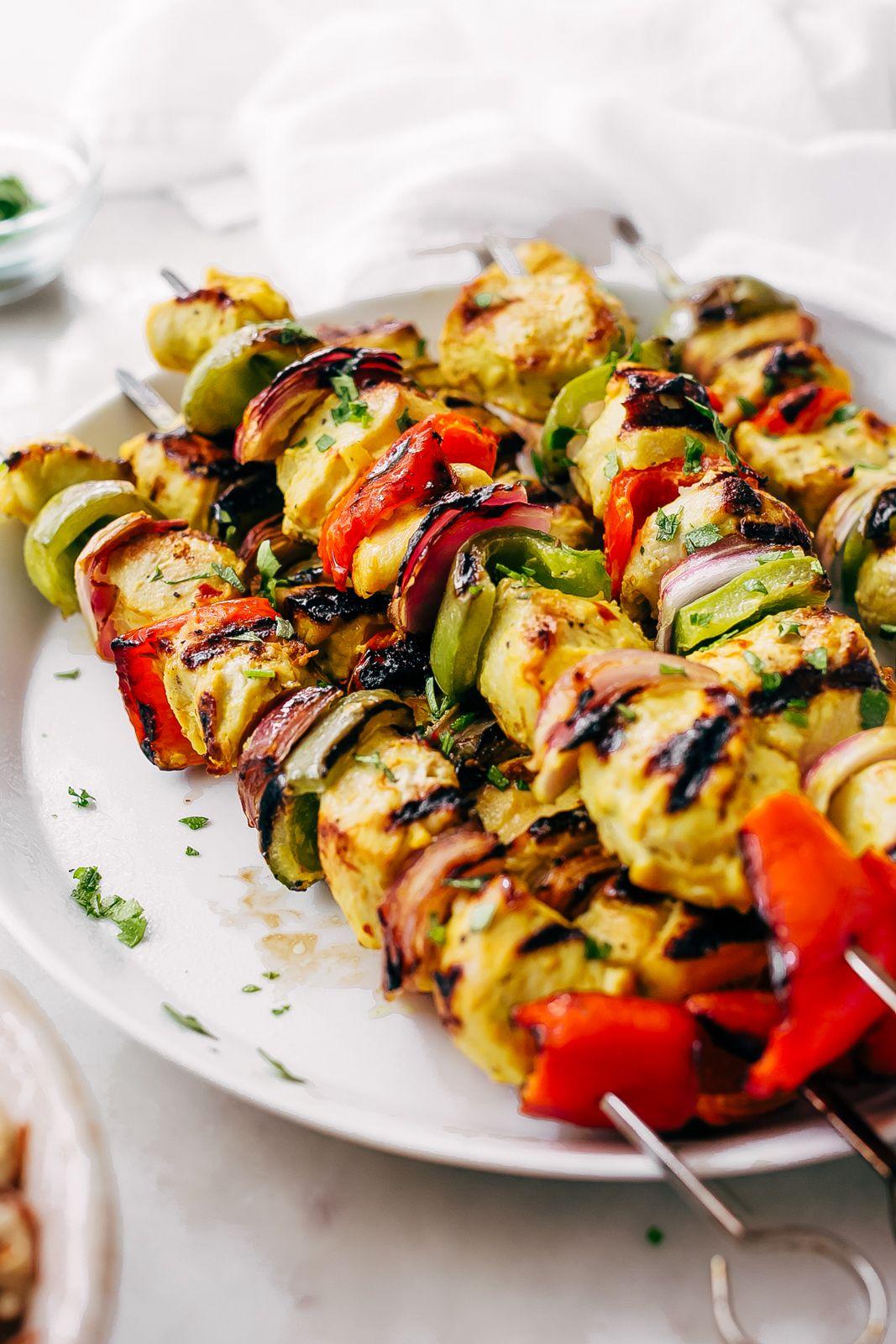 Easy persian chicken kebabs recipe persian chicken
