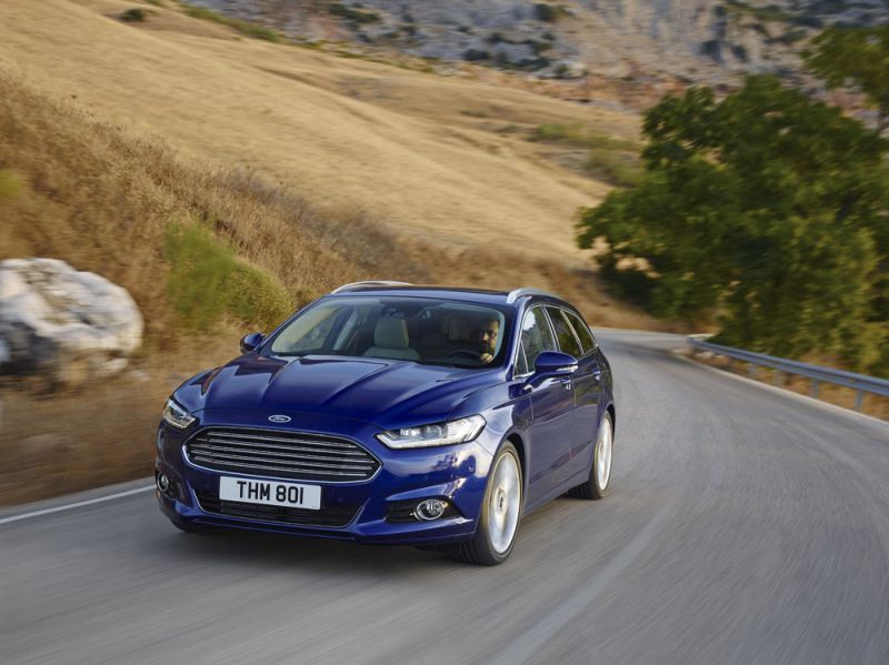 Ford Mondeo Iv Wagon Click On The Image To See The Fully Detailed Technical Specifications And Image Gallery For Free Us Ford Mondeo Ford Mondeo Wagon Ford