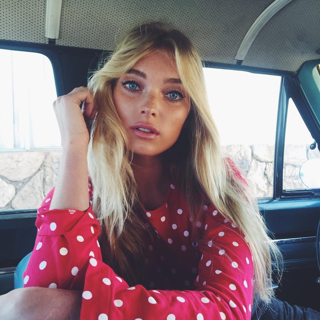 Elsa hosk fashion and model image modern chic and edgy elsa hosk fashion and model image baditri Image collections