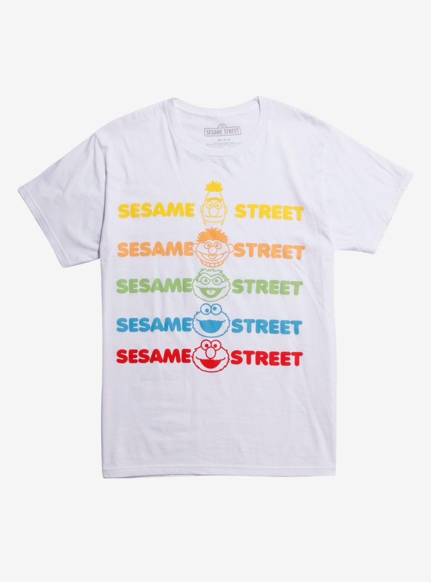 Sesame Street Bert Face Tee Funny Humor Ernie Youth Kid/'s Graphic T-Shirt