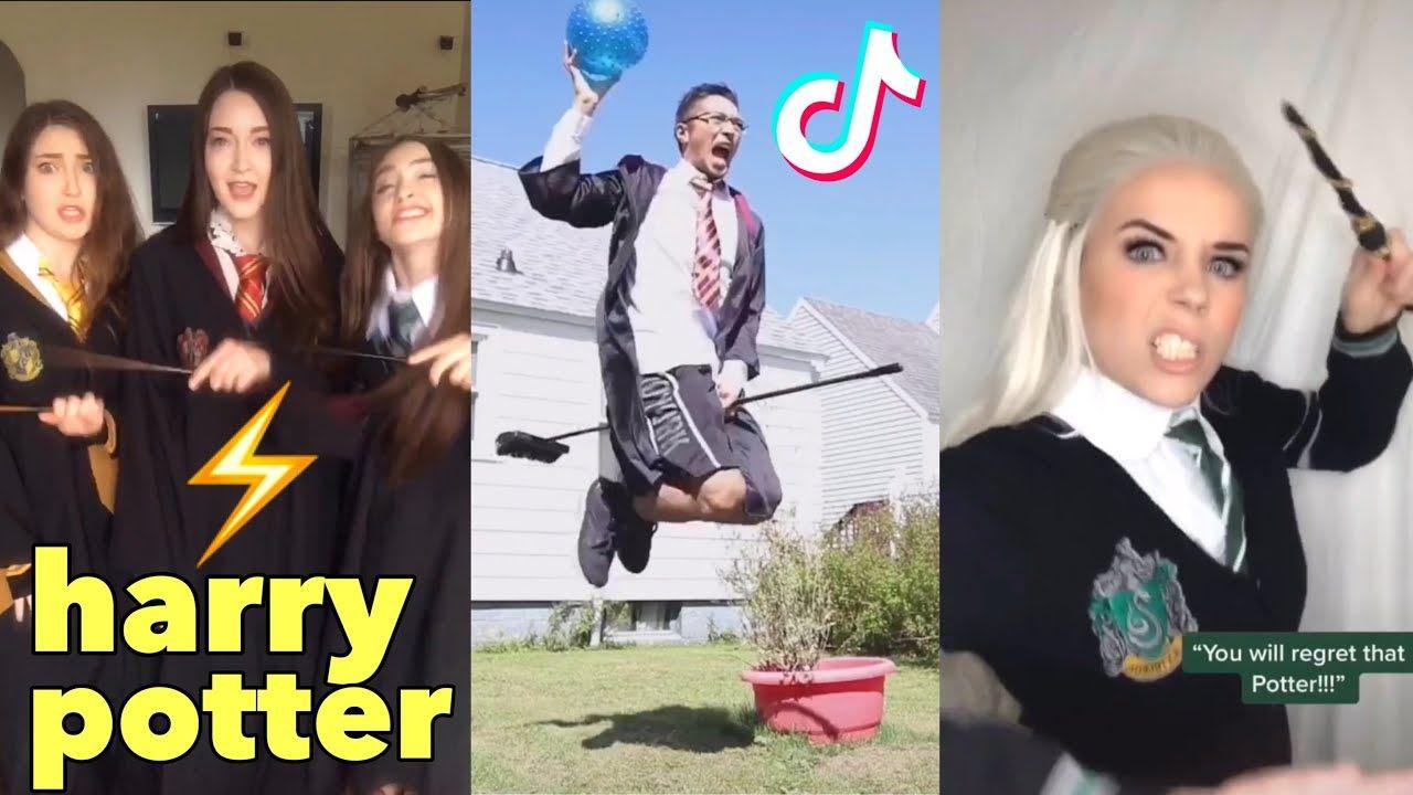 Harry Potter Tik Tok Memes Compilation Youtube Harry Potter Memes Harry Potter Merch Star Work