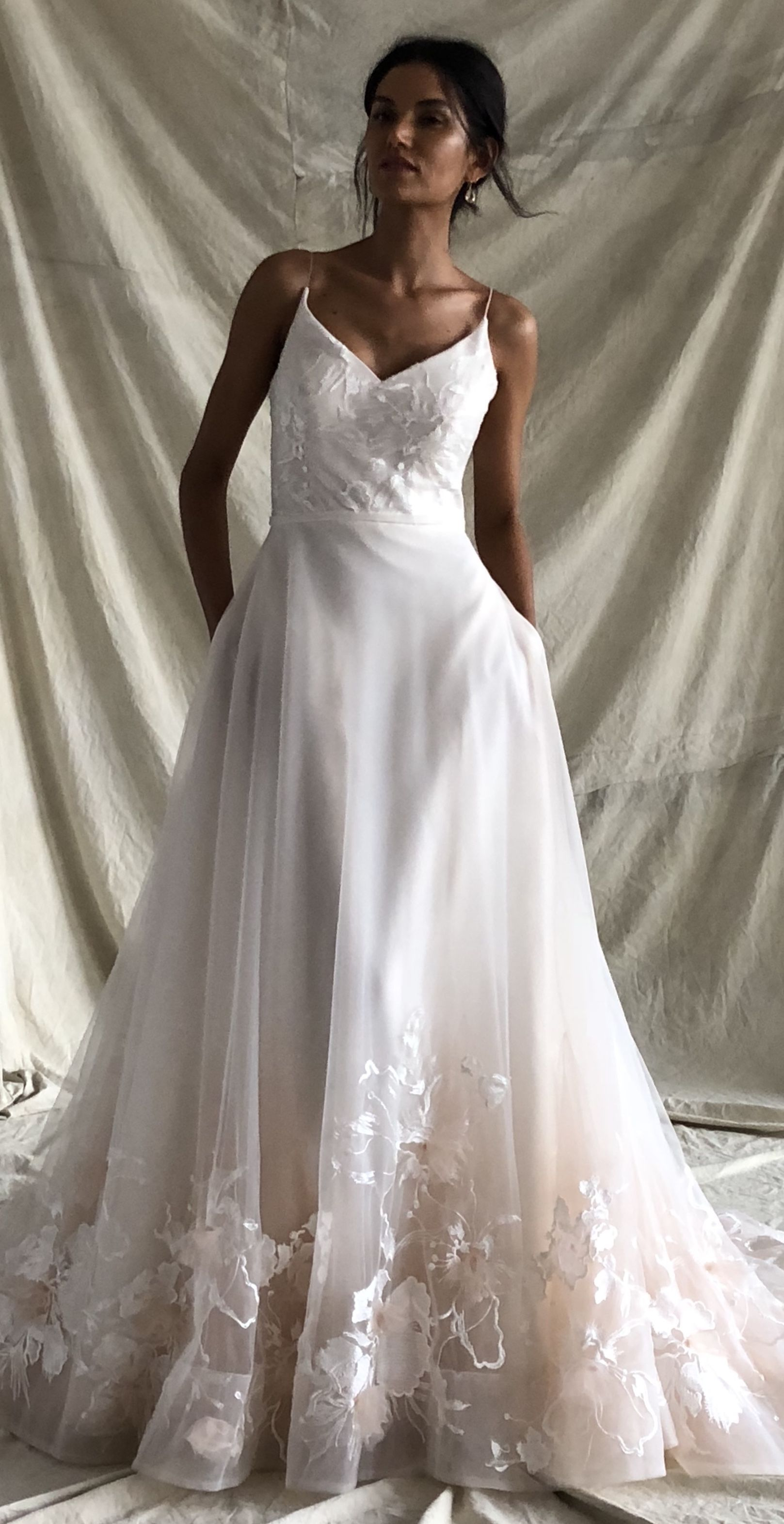 43009413cd8e Tilly Wedding Dress by Kelly Faetanini Fall 2019 Carousel Collection