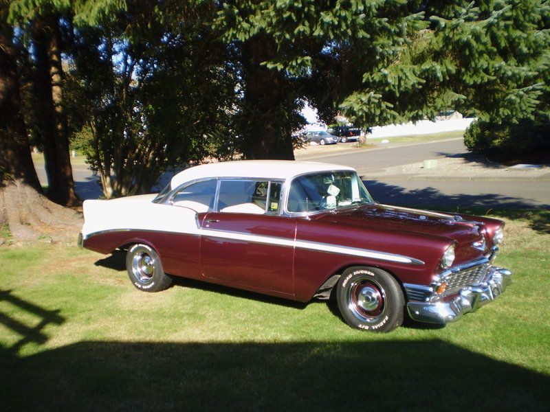 1956 Chevrolet Bel Air for sale by Owner - Cosmopolis, WA ...