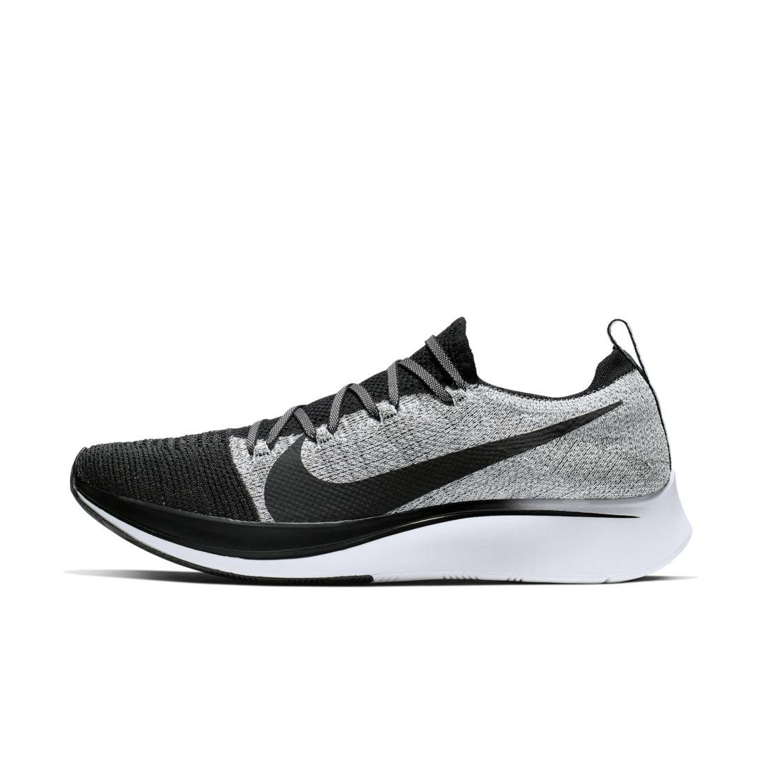 Nike Zoom Fly Flyknit Men's Running Shoe Size 13 (Black