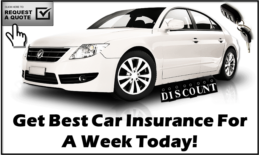 Discounted Weekly Car Insurance Quotes With No Credit Check Online
