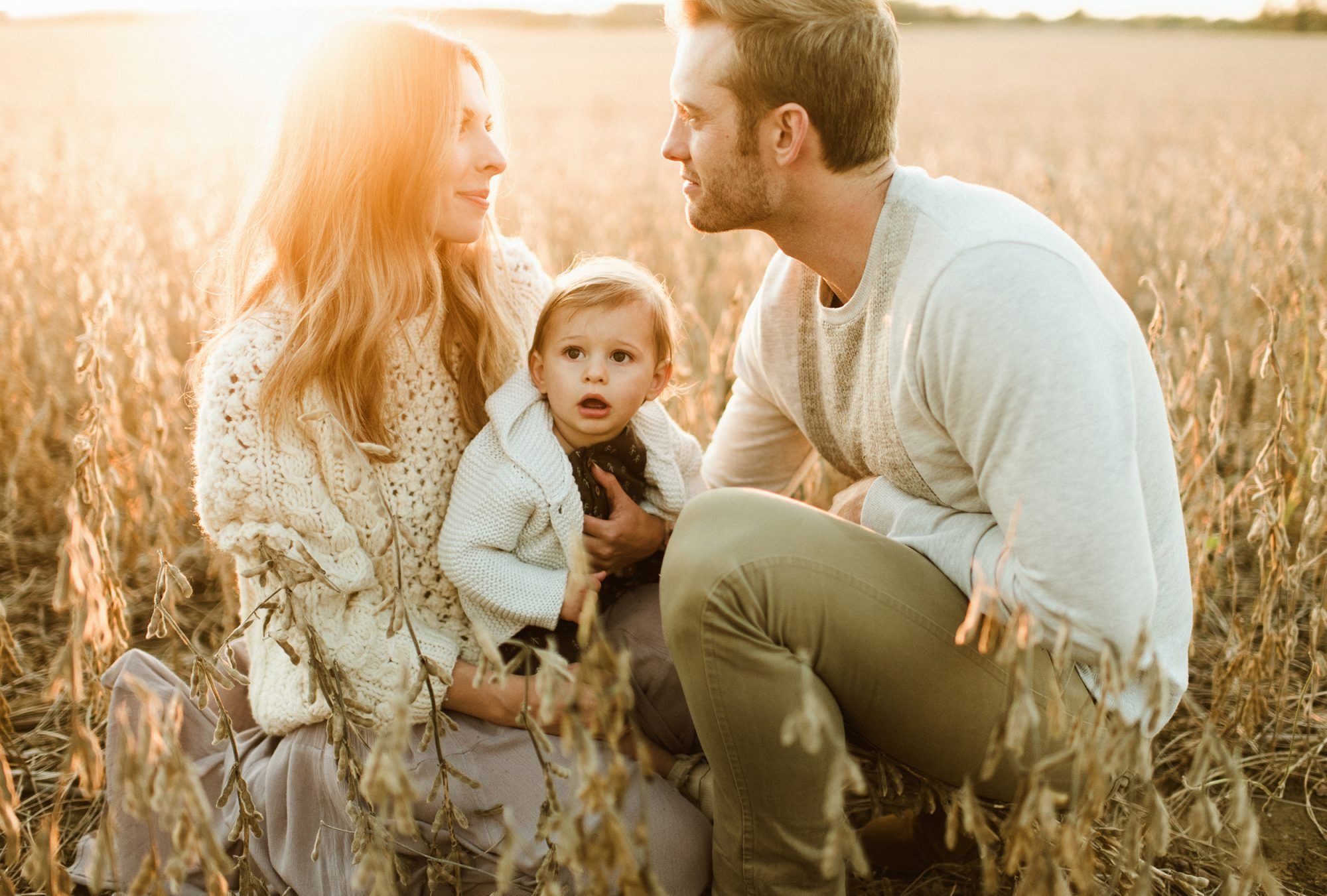 Family Photography | Film Inspired Indianapolis Fa