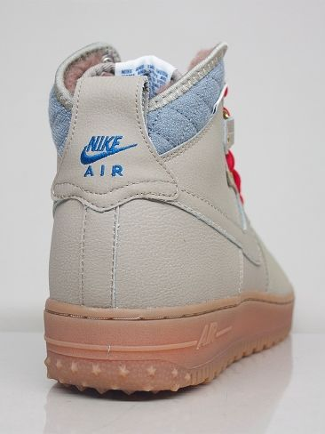 more photos b7485 caed0 NIKE SPORTSWEAR 444745 203 AIR FORCE 1 DUCK BOOT Boots - bamboo € 160,00