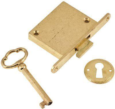 Chest Lid Lock Furniture Locks Desk Draw Locks Cabinet Locks Cabinet Locks Chest Lidded
