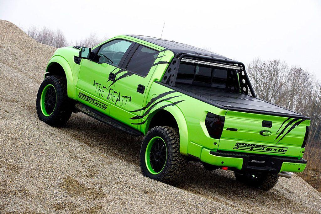 Ford Raptor Pickup u2013 Geiger Cars The Beast & carmax ford svt raptors | Ford F-150 SVT Raptor The Beast from ... markmcfarlin.com