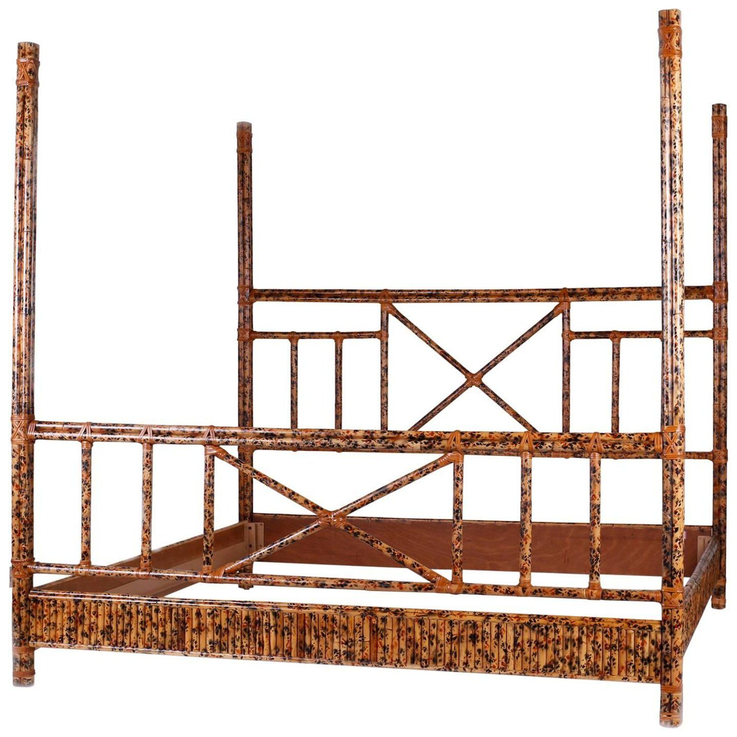 Image Result For Vintage Bamboo Bunk Beds House And Garden