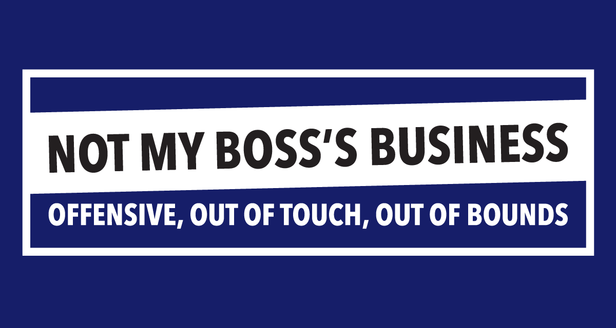 My Birth Control is Not My Boss's Business! Rally