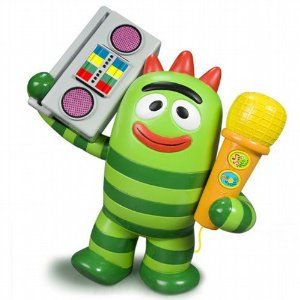 Yo Gabba Gabba Speaker Toy Yo Gabba Gabba Ty Toys Toys