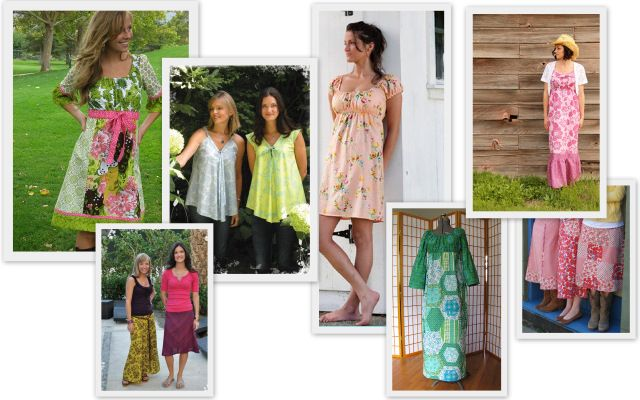 Round Up: Boho Sewing Patterns | Sewing patterns, Boho and Rounding