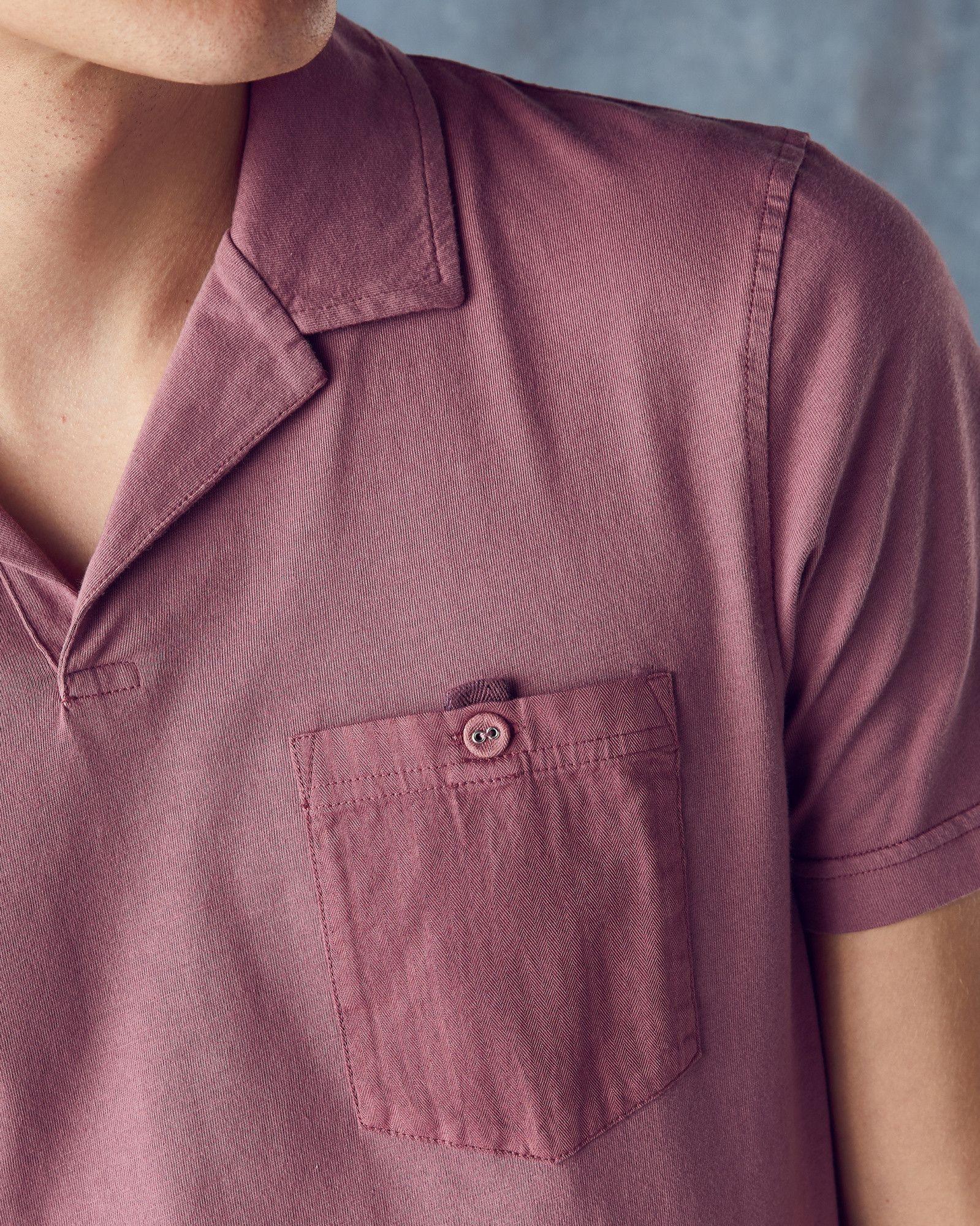 645e856a65847 Cotton polo shirt - Pink