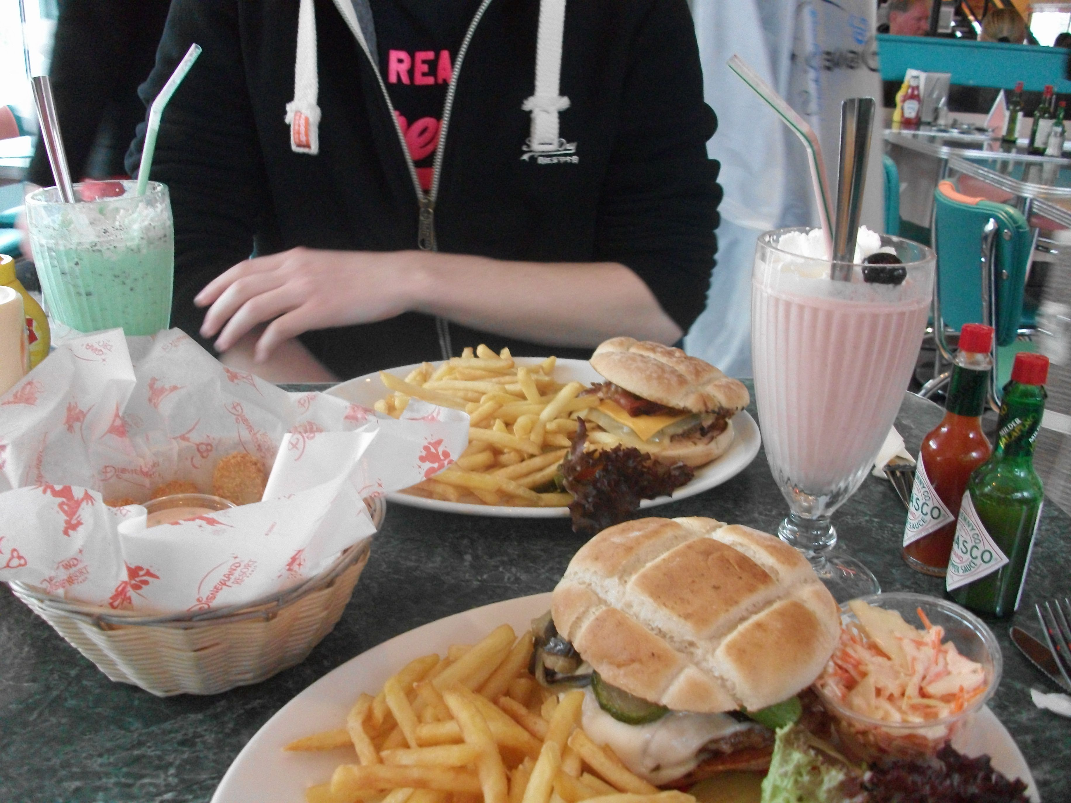 Annettes Diner has the best food <3
