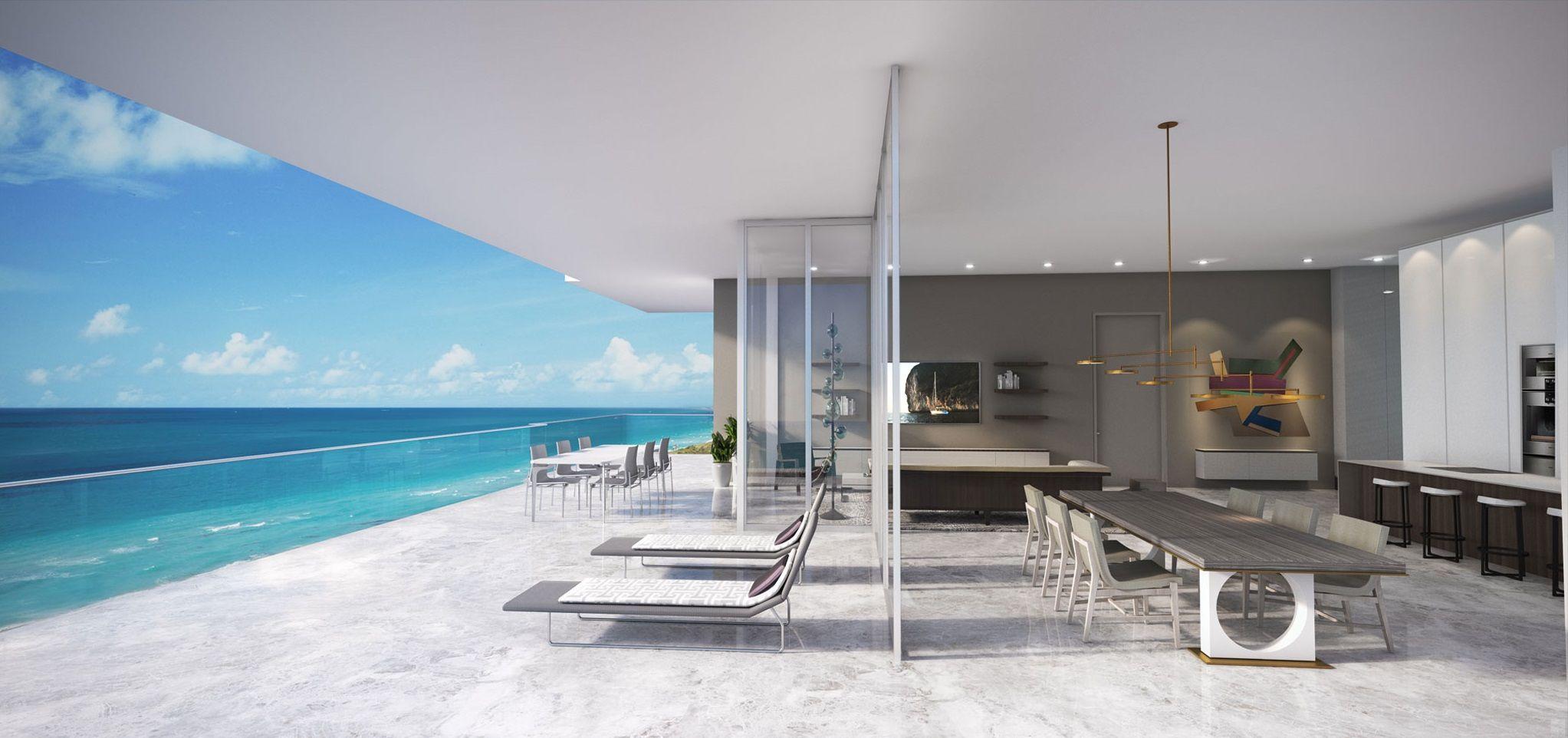 Miami Contemporary Condo Google Search