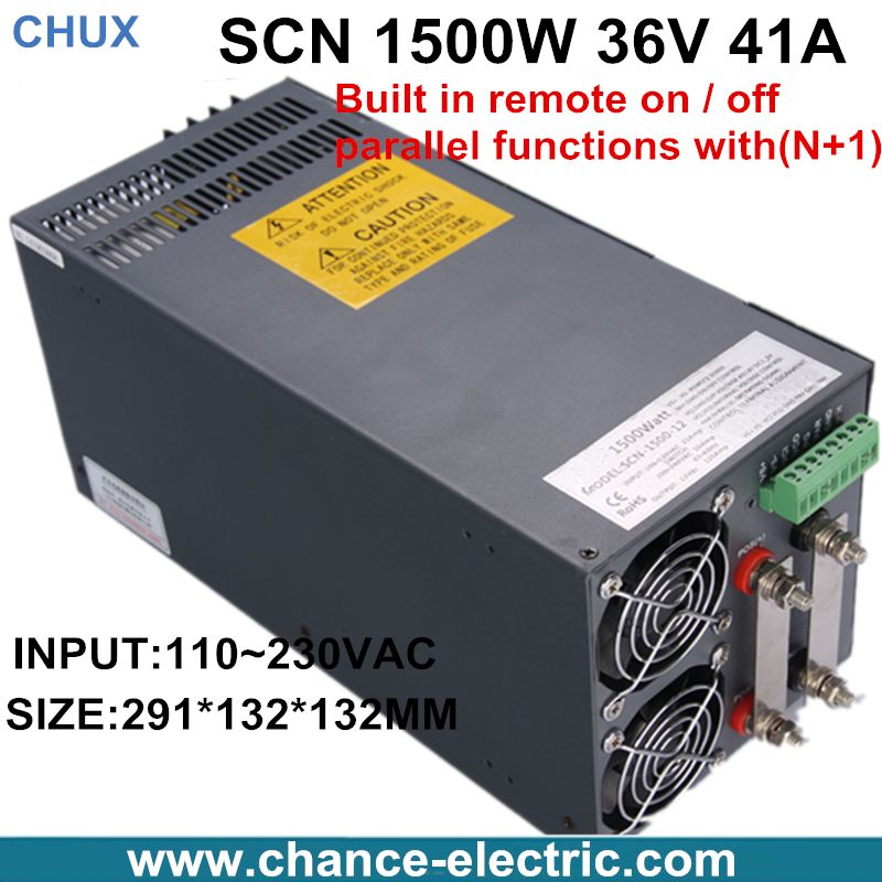 Ce Cetified 36v 41a Switching Power Supply 1500w For Cnc Cctv Led Light Scn 1500 36 Affiliate Led Lights Led Power Supply