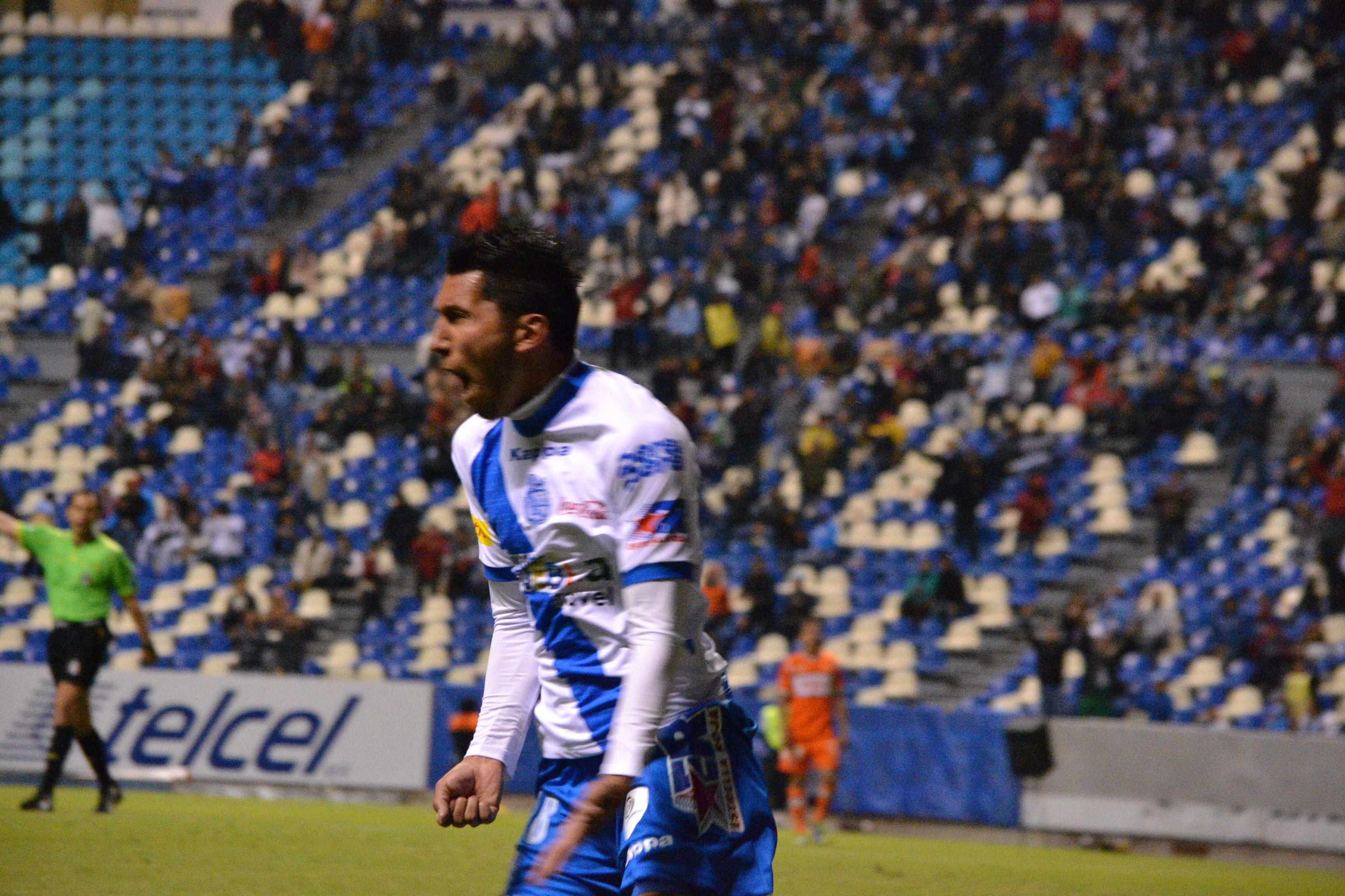 Las mejores fotos del Puebla FC en este 2014.