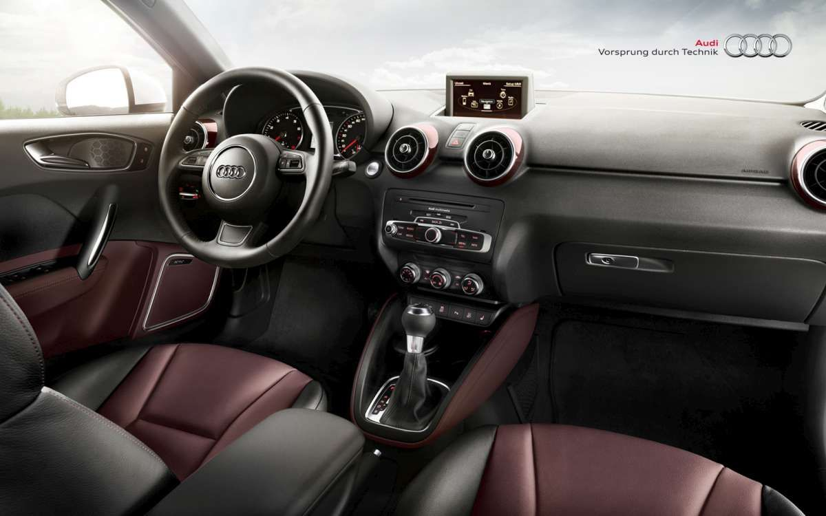 audi a1 interior my cars pinterest audi a1 and cars. Black Bedroom Furniture Sets. Home Design Ideas