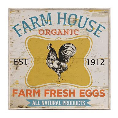 Dairy Farm Fresh Framed Art Print | Farming, Farmhouse kitchens and ...
