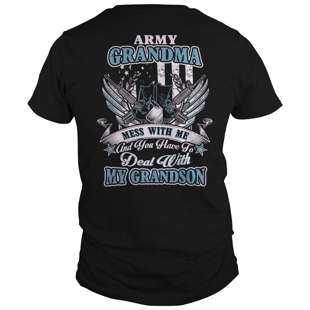 Army grandma son mother daughter shirts mothers day