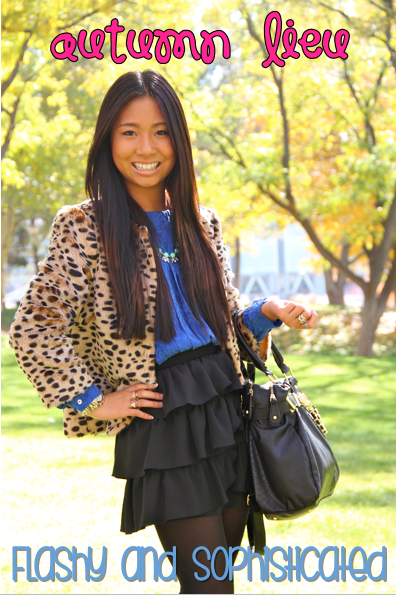 Autumn Lieu  To vote for Autumn simply like her picture here and on our Facebook, and Instagram! To find out about Autumn and her Style visit our Facebook page :https://www.facebook.com/media/set/?set=a.730982080250401.1073741831.260966303918650&type=3